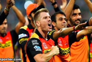Warner, Rashid Snatched Big Win From KXIP
