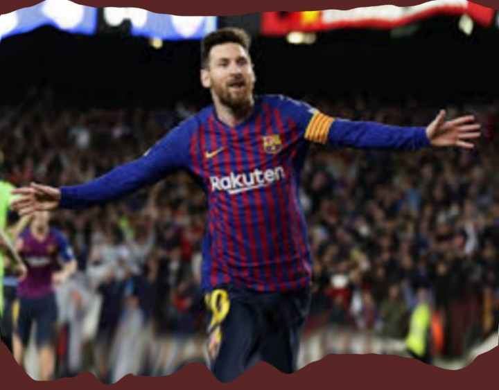 Wow Messi- Another La Liga title for Barcelona