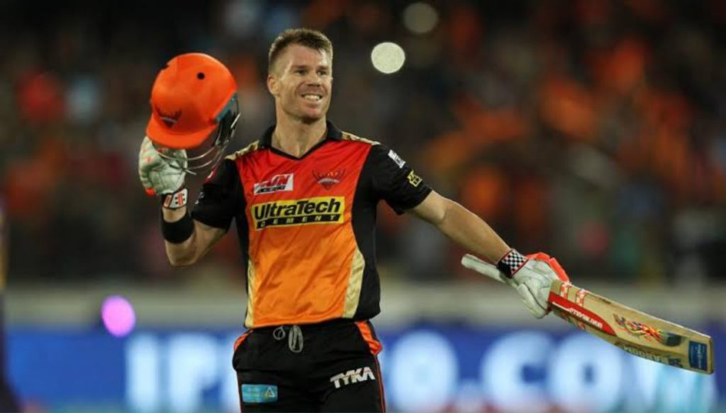 Warner's Nice 81 Takes SRH To A Big Total