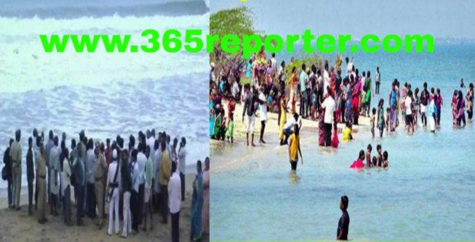 Vizianagaram People Looking forward To Cyclone Fani