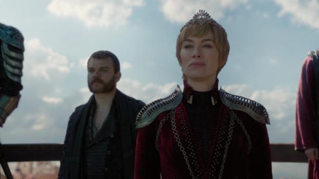 cersei lannister with euron greyjoy