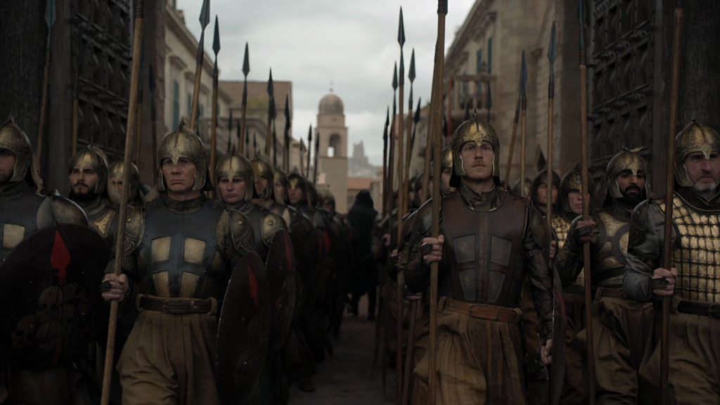 soldiers of cersei lannister
