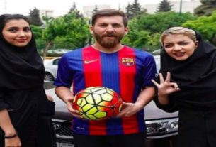 A man resembles Messi was arrested for making sexual relationship with 23 women