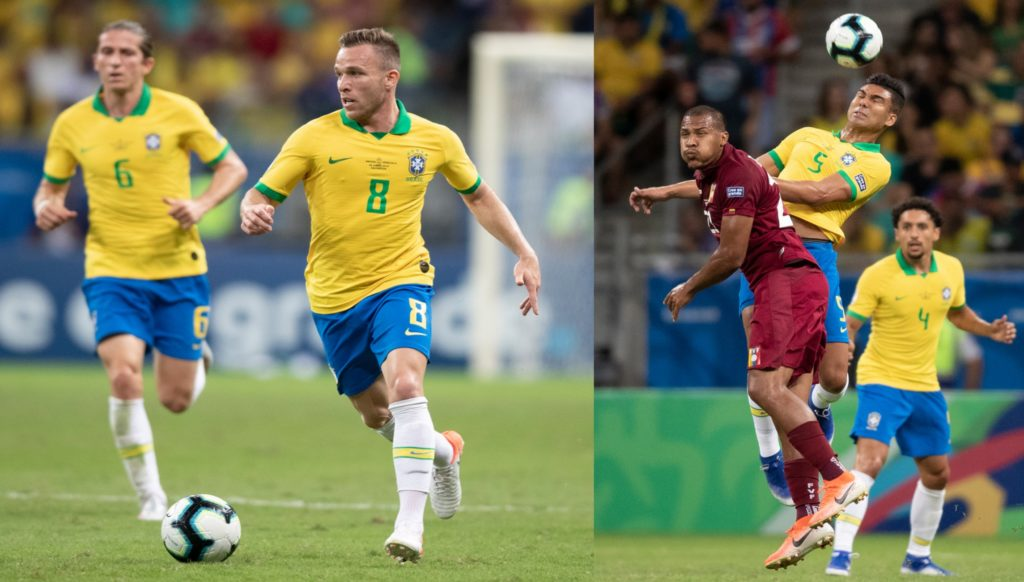 Brazil Frustrated After A Tie With Venezuela
