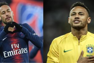 PSG is looking to sell Neymar