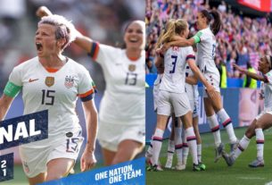 Rapinoe penalty gives USA Soccer late lead And victory