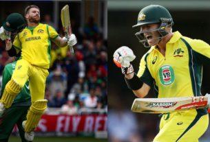 Warner's 166 Powers Australia To 381 Against Bangladesh