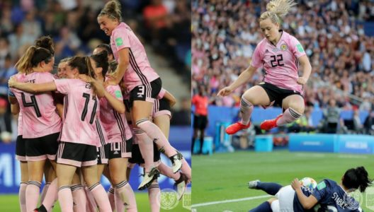 Women's World Cup 2019 Scotland Eliminated By An Unspeakable VAR
