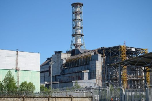 chernobyl new nuclear plant