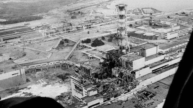 chernobyl nuclear reactor disaster