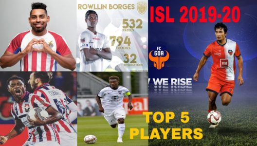 5 dominant players In ISL 2019-20