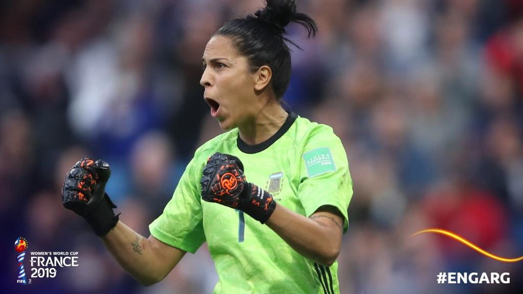 vanina correa became the player of the match
