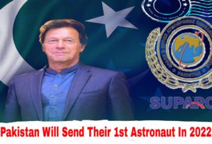 Pakistan will send their first astronaut in 2022