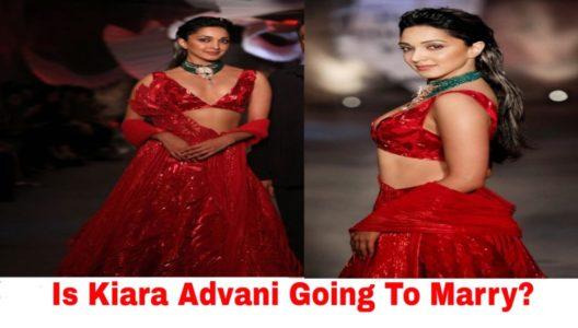 is kiara advani going to marry
