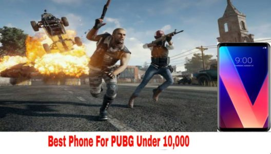 best phone to play pubg under 10000