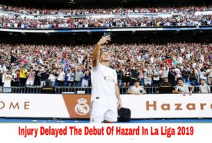 injury delayed the debut of eden hazard