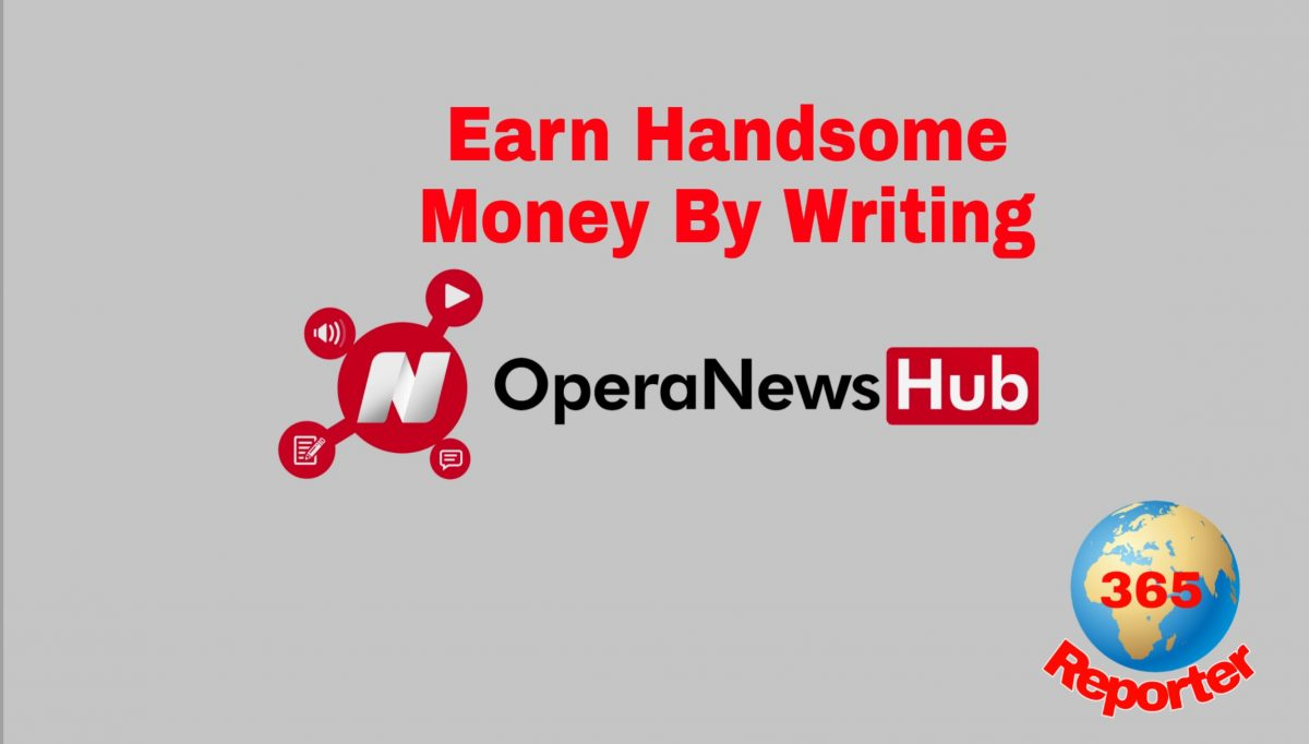 How to Create an Account To earn money from Opera news hub