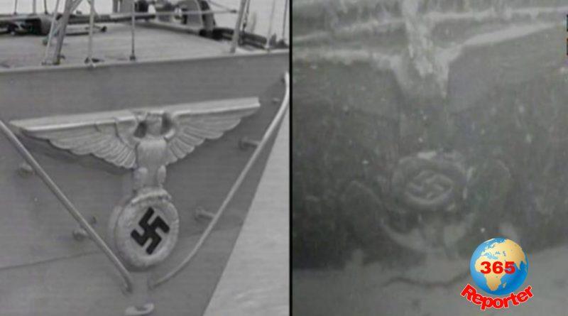 KARLSRUHE Ship Wreck Finally Found In Underwater Near North Western Coastline of Norway