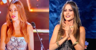 Sofia Vergara hits the forbes top list this year