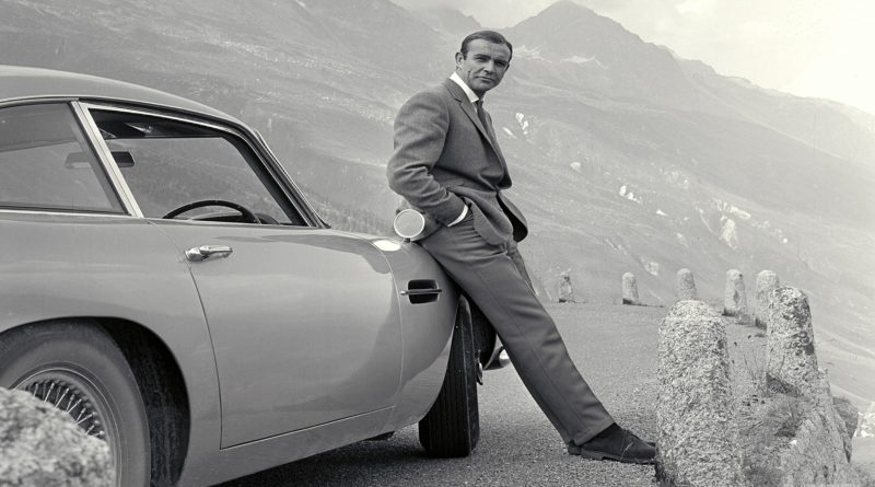 James bond actor Sean Connery from Scotland dies at the age of 90