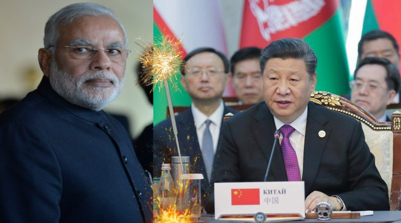 China A Potential Threat to India