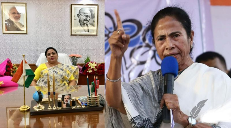 Dont Try To Jam Central Projects, Otherwise... alerts on Mamata Banerjee