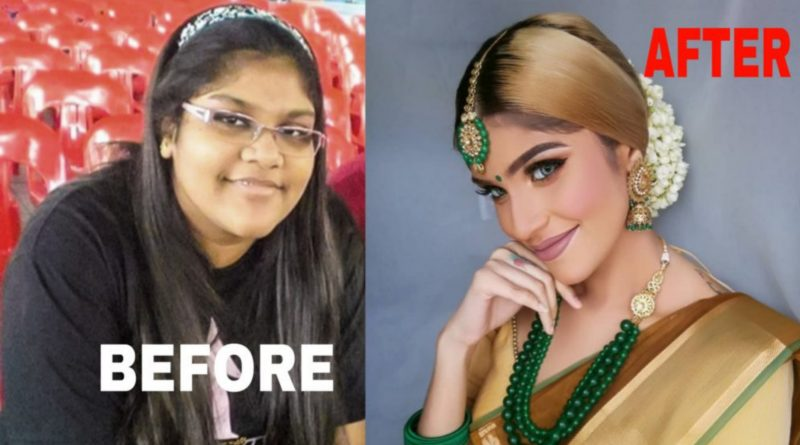 How This Girl Lost 51 Kilos In Just 6 Months And Became A Model