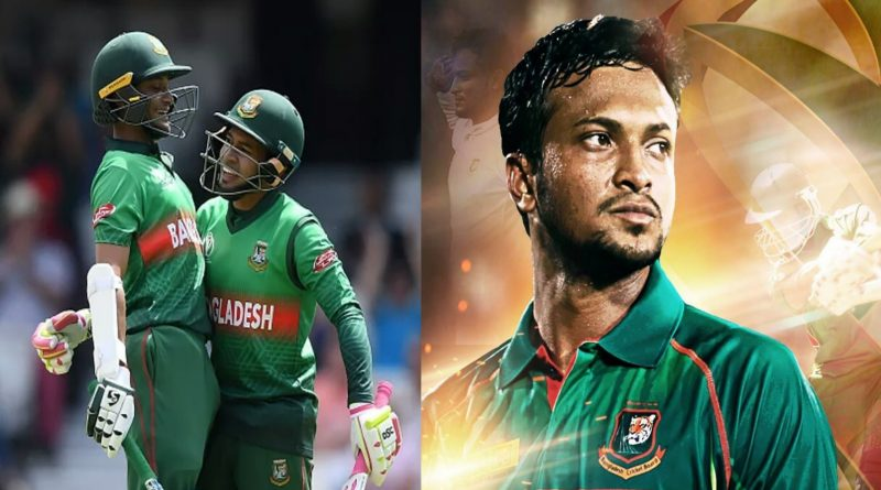 Mushfiqur Rahim Enjoy Romantic Comedies, Shakib Al Hasan Revealed