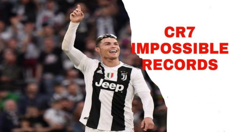 Top 3 Cristiano Ronaldo Records Which Are Nearly Impossible To Break