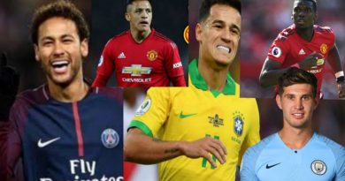 Top 5 World Class Footballers Became Vulnerable