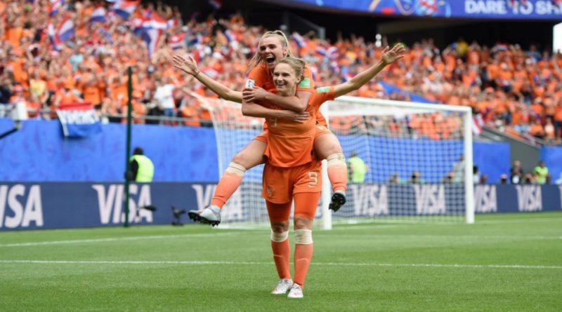 Vivianne Miedema Sealed Last 16 For Netherlands With Win Over Cameroon