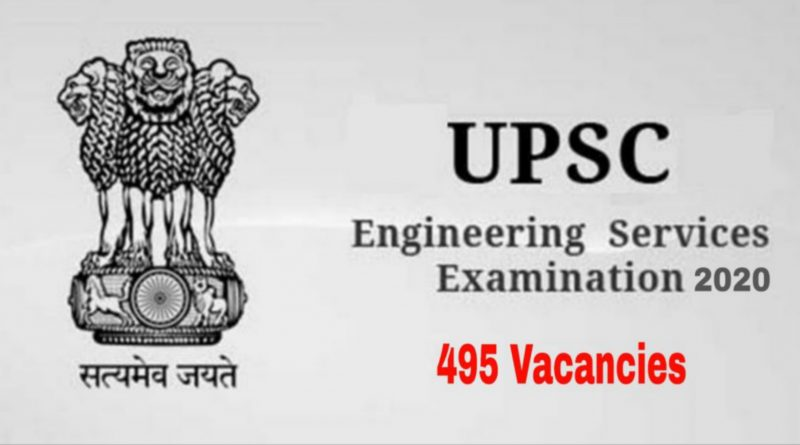 ese engineering services examination 2020