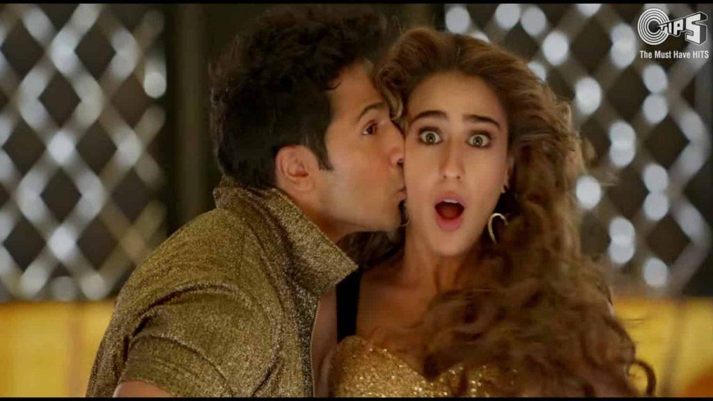 Varun Dhawan Husnn Hai Suhaana New romantic song - Coolie No.1 movie Sara ALi Khan by Tanishk Bagchi
