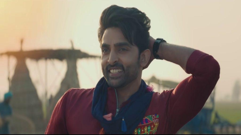 Actor Adhvik Mahajan as Jogi in Teri Meri Ikk Jindri Zee TV Hindi serial
