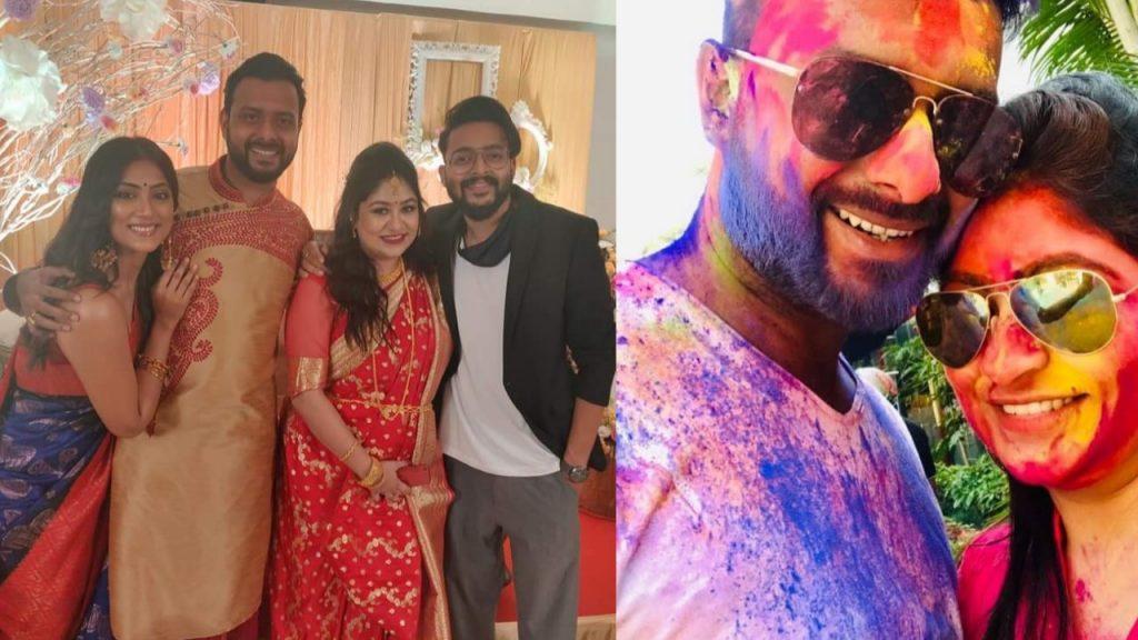 Sourav Saha and Anindita Basu on Indrasish Roy and Souravi Tarafdar marriage