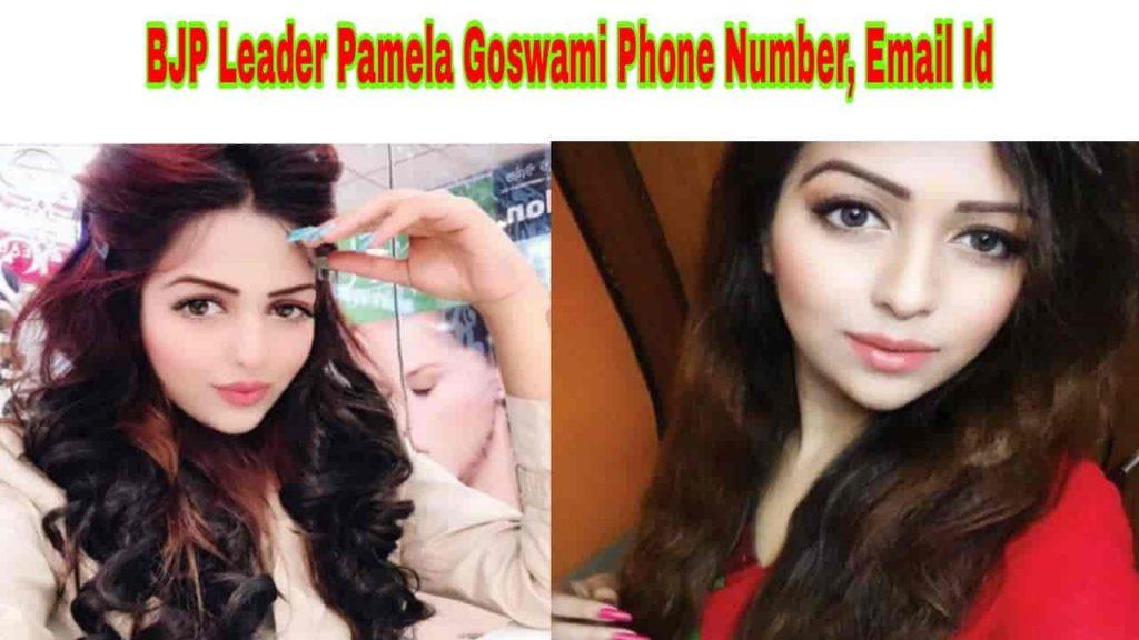 Pamela Goswami bra size boyfriend phone number