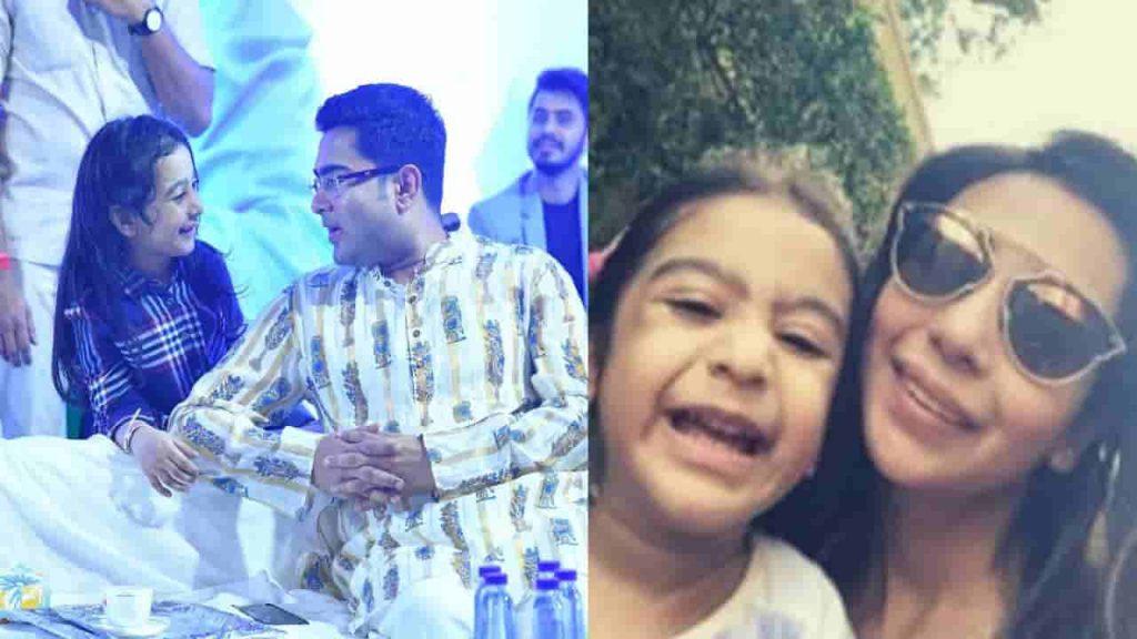Ruchira banerjee daughter name son name photos