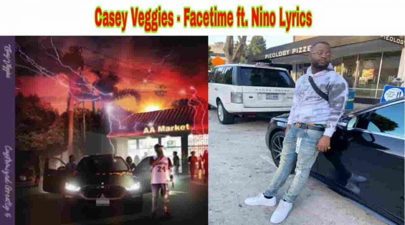casey veggies facetime lyrics from cg5 2021 album