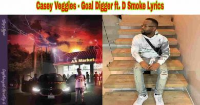 casey veggies goal digger lyrics from cg5 2021 album