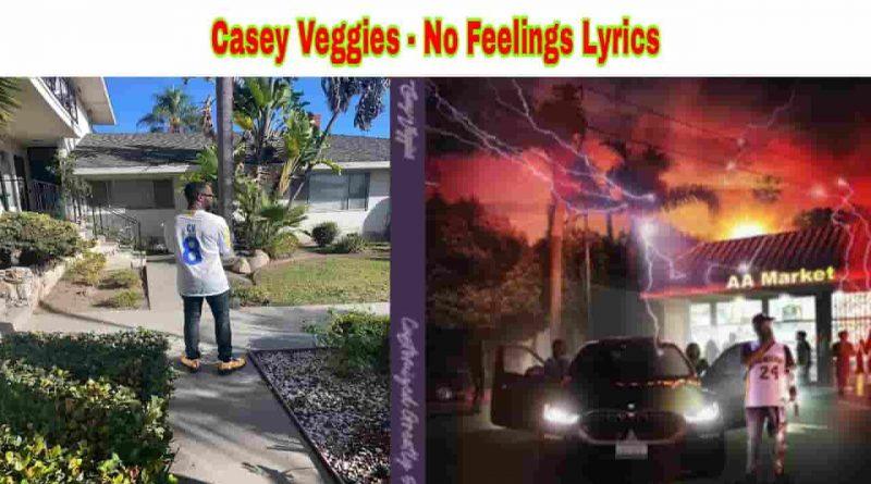 casey veggies no fellings lyrics from cg5 2021 album