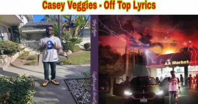 casey veggies off top lyrics from cg5 2021 album