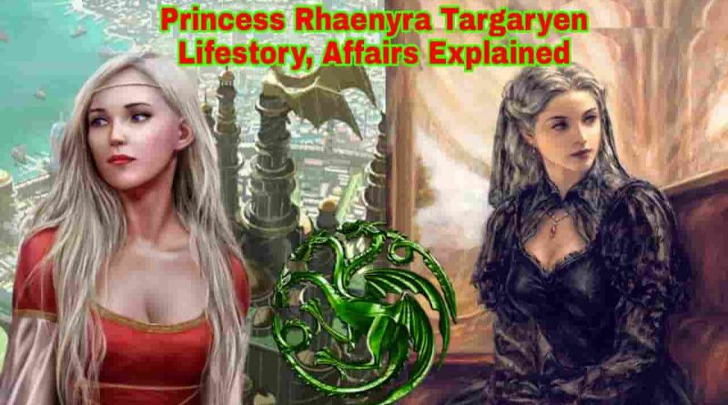 rhaenyra targaryen wiki - actress name, lifestory, marriage, family tree
