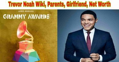 trevor noah wiki, net worth, salary, father, girlfriend name