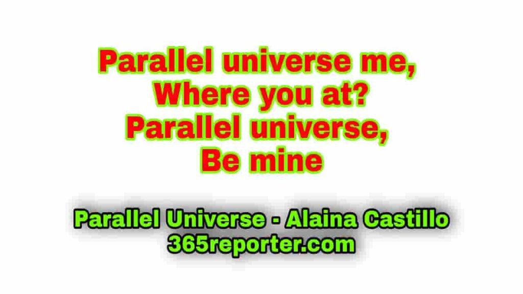 parallel universe status alaina castillo