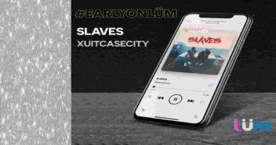 slaves lyrics XUITCASECITY Mike Gomes CXM
